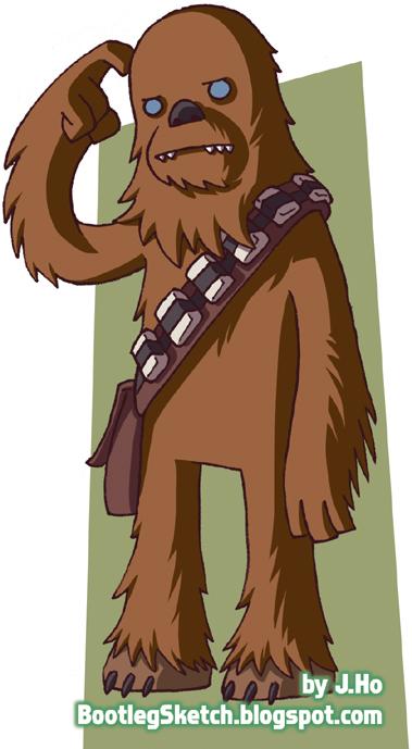Star Wars clipart wookie Wookiee It's not upset not