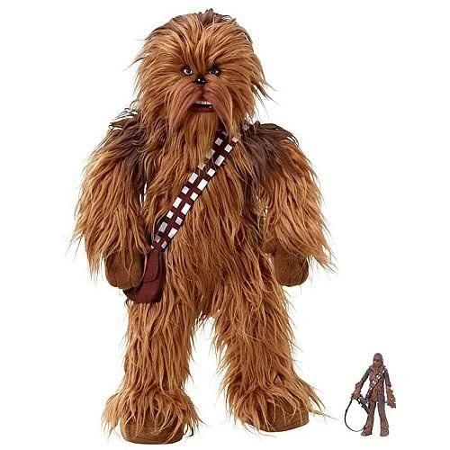 Star Wars clipart wookie Ideas Chewbacca Plush Talking 24