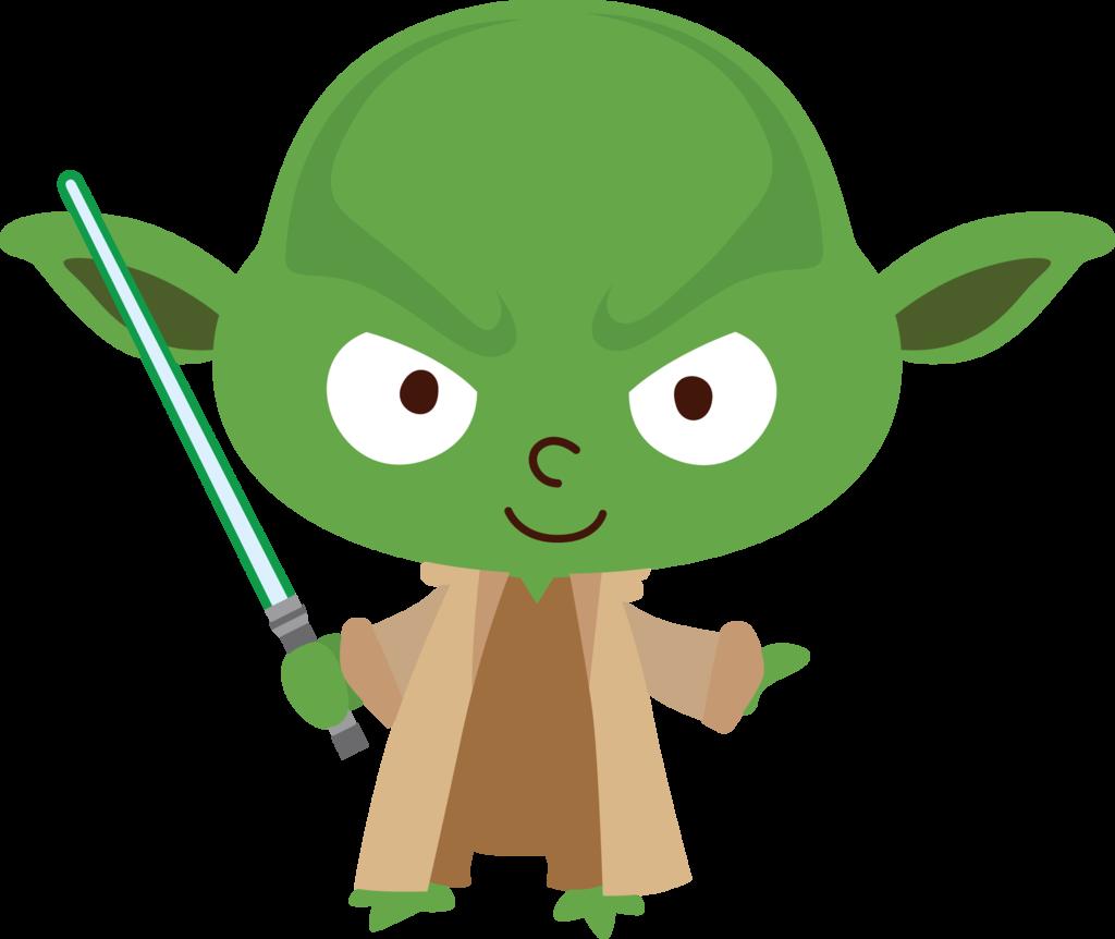 Star Wars clipart yoda Chrispix326 by by Yoda Art