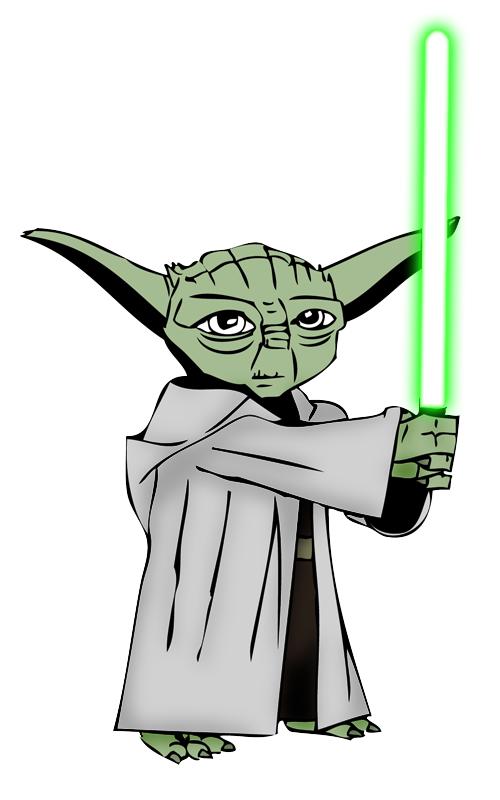 Star Wars clipart yoda Wars On Free Yoda art