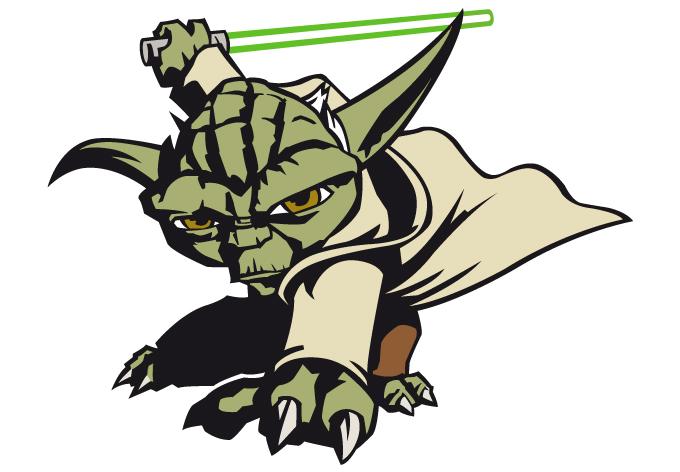Star Wars clipart yoda Star free art collection clip