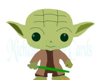 Star Wars clipart yoda Clip of Wars Image Star