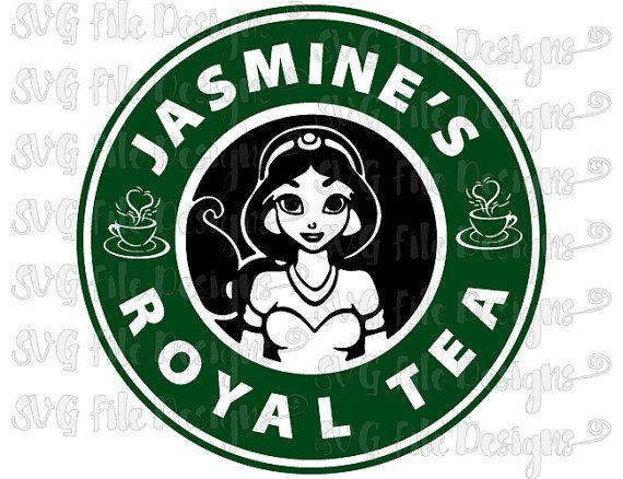 Starbucks clipart Svg Jasmine 89 Clipart