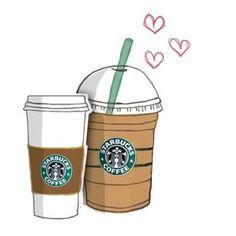 Starbucks clipart  Starbucks Art Art on