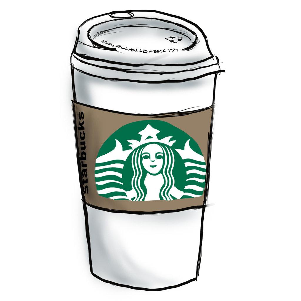 Mug clipart starbucks coffee  Clipart Art Free Download