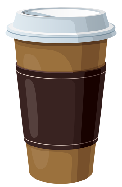 Simple clipart coffee cup Cups Cups plastic plastic