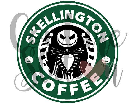 Starbucks clipart favorite Inspired On Starbucks Clipart Etsy