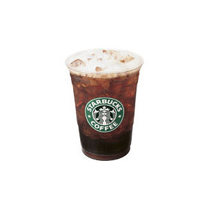 Starbucks clipart ice blended Fillers Coffee Iced Starbucks Company
