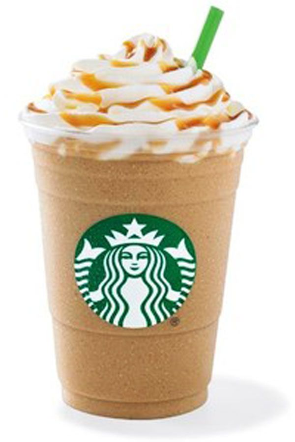 Starbucks clipart ice blended Frappuccino  Drinks Coffee Flavors