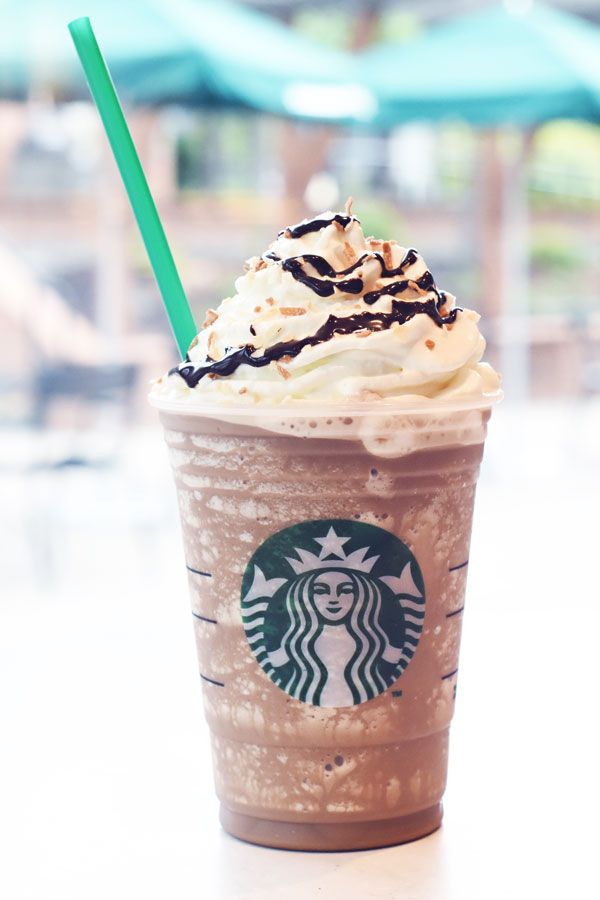 Starbucks clipart ice blended Blended of Photo: Flavors Frappuccino