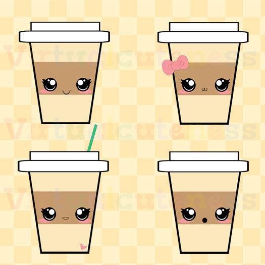 Coffee clipart cute Clip  Coffee Clipart CLOSING