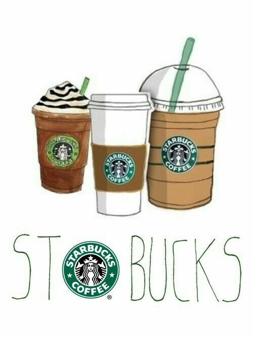 Starbucks clipart overlays transparent Starbucks Coffee on images coffe