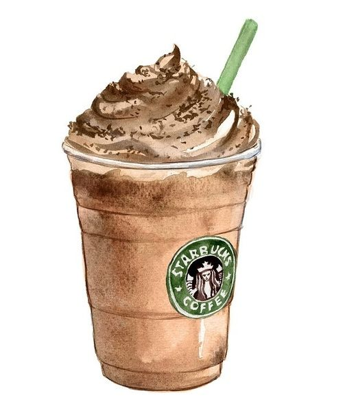 Starbucks clipart overlays transparent Starbucks STARBUCKS on images coffe