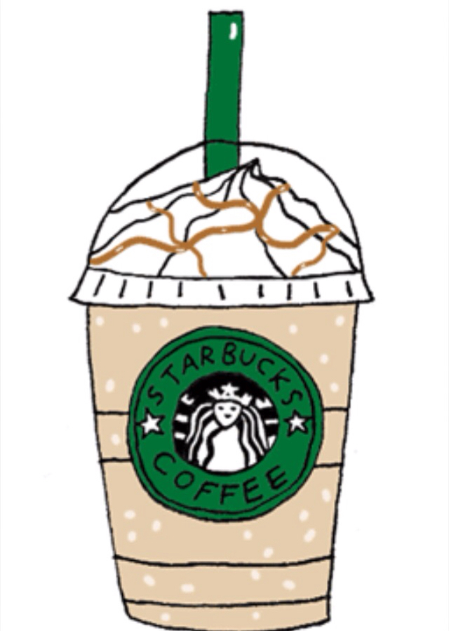 Starbucks clipart overlays transparent Transparent Starbucks PNG Starbucks OverlaysTransparent