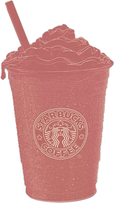 Pink clipart starbucks On Free Download By Clip