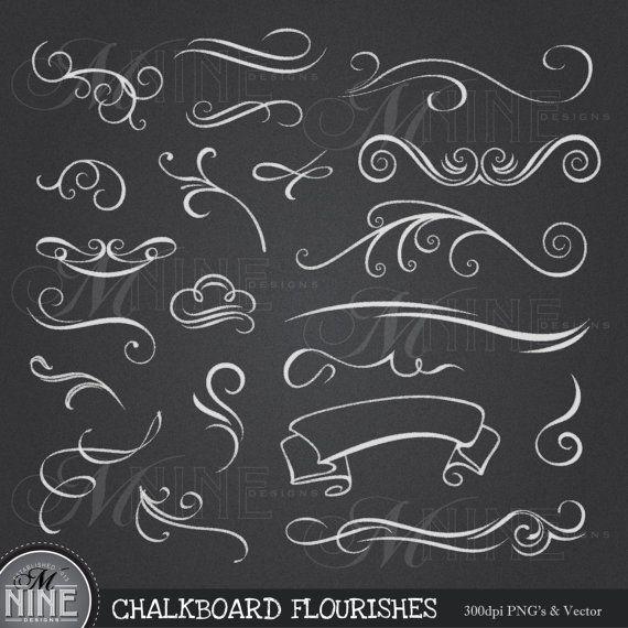 Stare clipart chalkboard #15