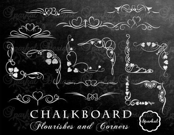 Stare clipart chalkboard #8