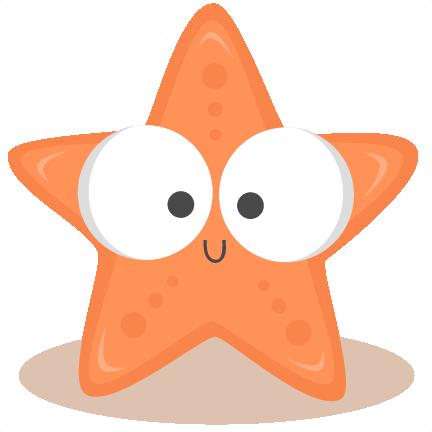 Starfish clipart Free Clipart Cute Starfish Panda