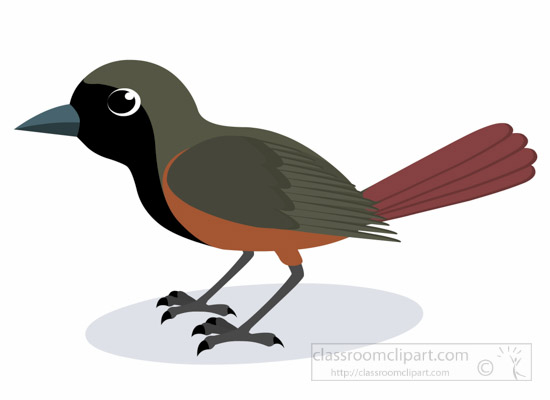 Starling clipart #14