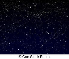 Starry Sky clipart Illustration a 17 starry sky