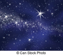Starry Sky clipart Colored of Images the Starry