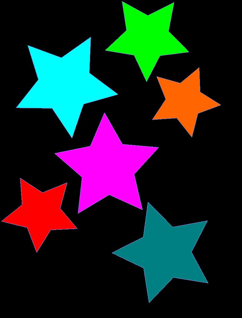 Arch clipart star #2