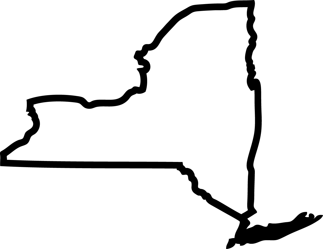 New York clipart Clip Mountain york your Search