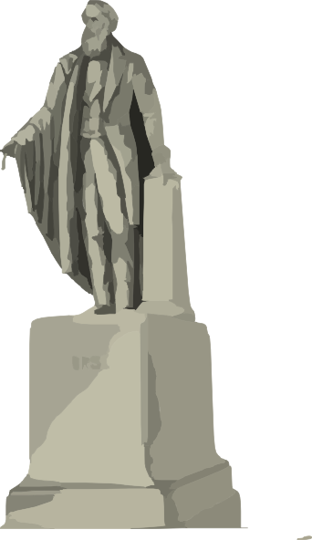 Statue clipart Com Morse Art clip image