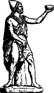 Statue clipart Com Odysseus Art clip Clip