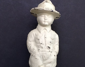 Statue clipart boy scout Etsy Boy~Mounted Still boy scout