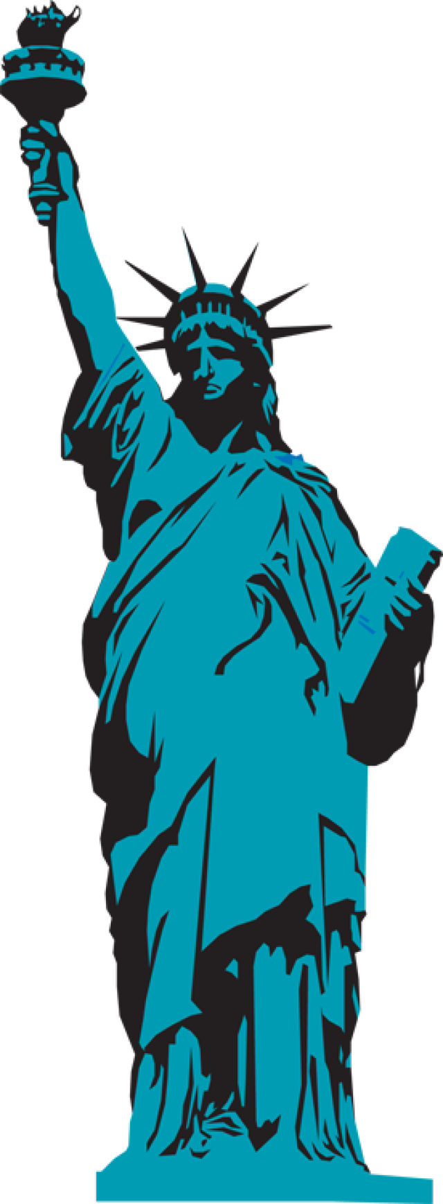 Statue Of Liberty clipart Free Cliparting Statue Of Statue
