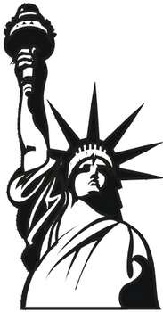 Statue clipart freedom And Liberty Free of of