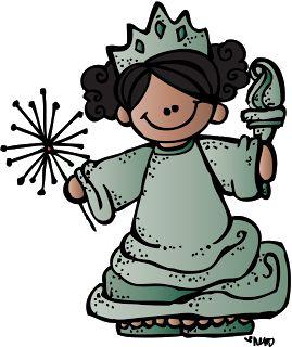 Statue Of Liberty clipart cute Miss DollsStatue Best Scrapbooking on
