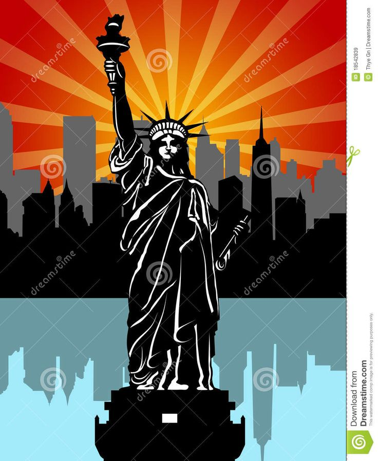 Drawn statue of liberty fallen Pinterest on of best >