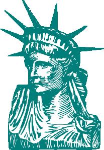 Statue Of Liberty clipart lady liberty #2