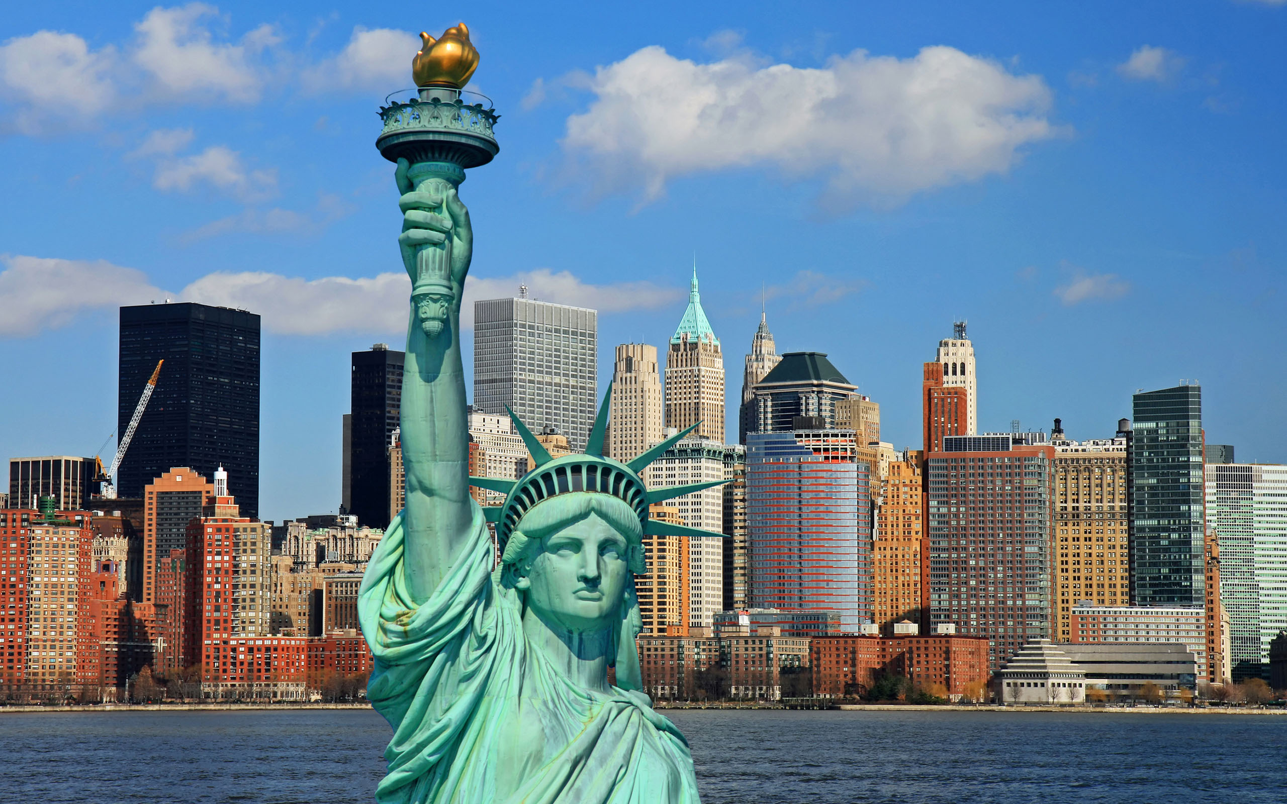 Statue Of Liberty clipart skyline York Statue Skyline  Statue