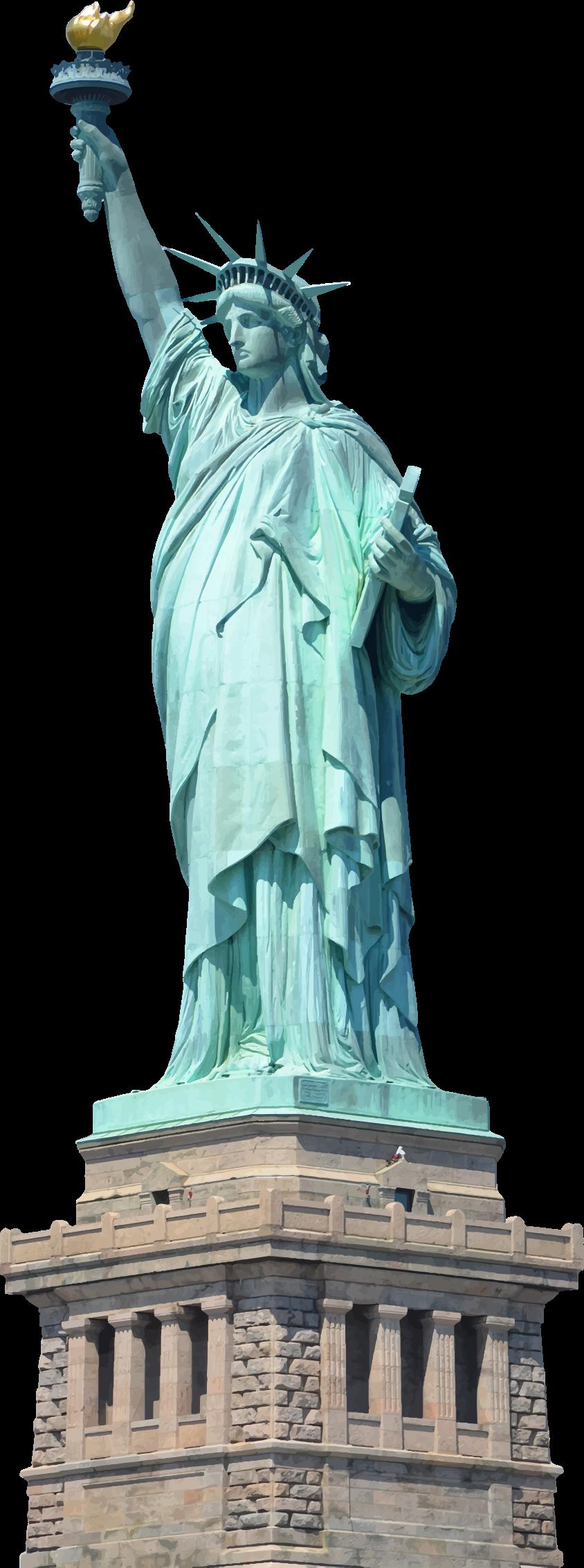 Statue Of Liberty clipart transparent Of PNG Liberty Statue Liberty