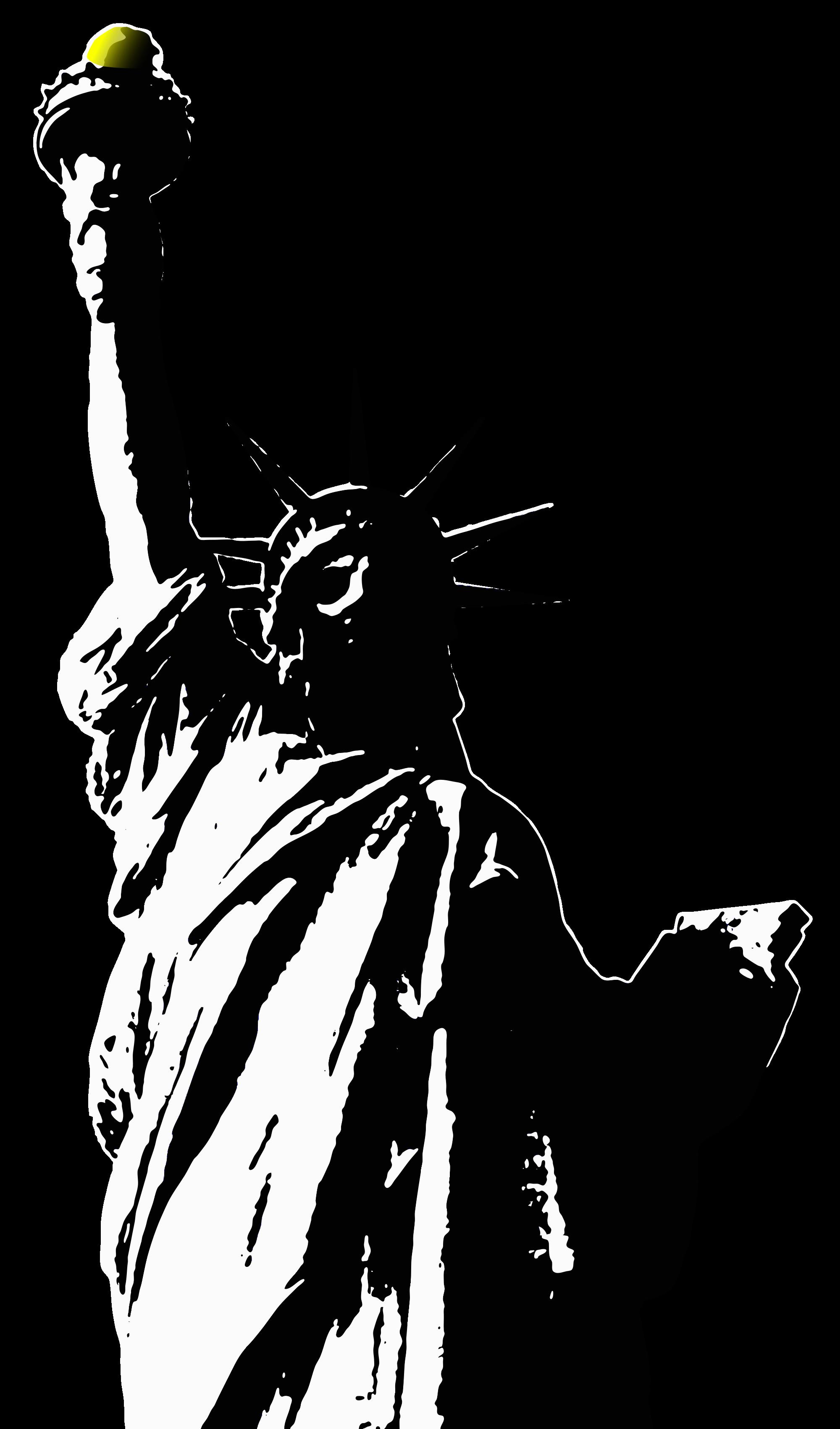 Statue Of Liberty clipart transparent Svg Statue #17 Statue Download