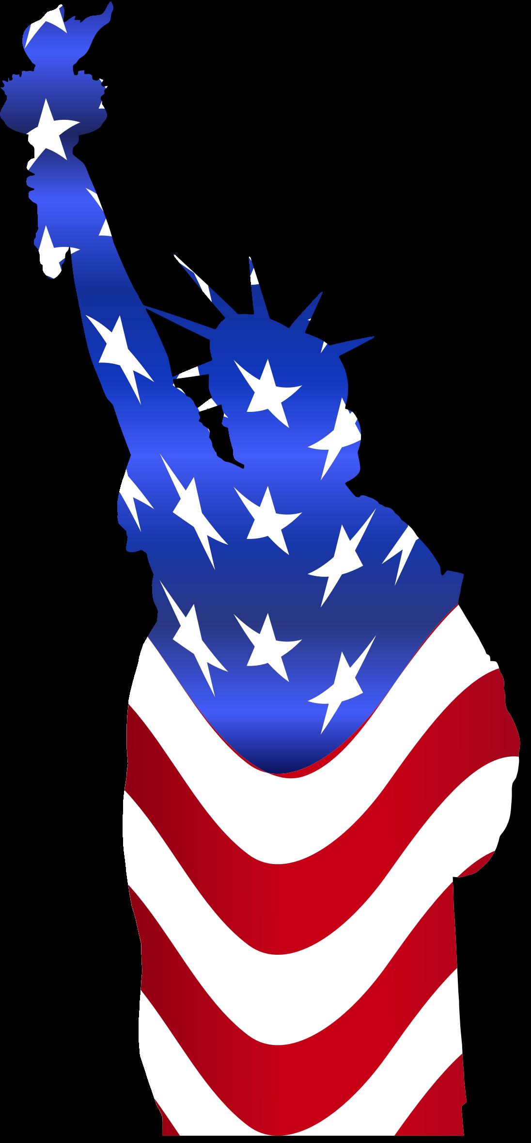 Statue Of Liberty clipart transparent Shadow Statue Liberty Drop Clipart