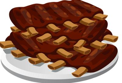 Steak clipart cooked steak Cooked  – Out? OutofStress