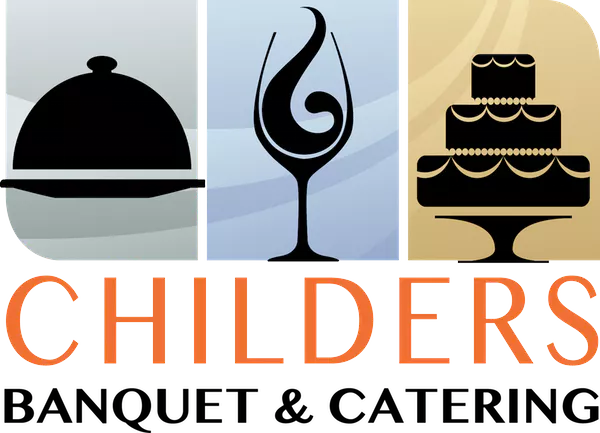 Steak clipart dinner banquet Catering expanded Banquet logo &
