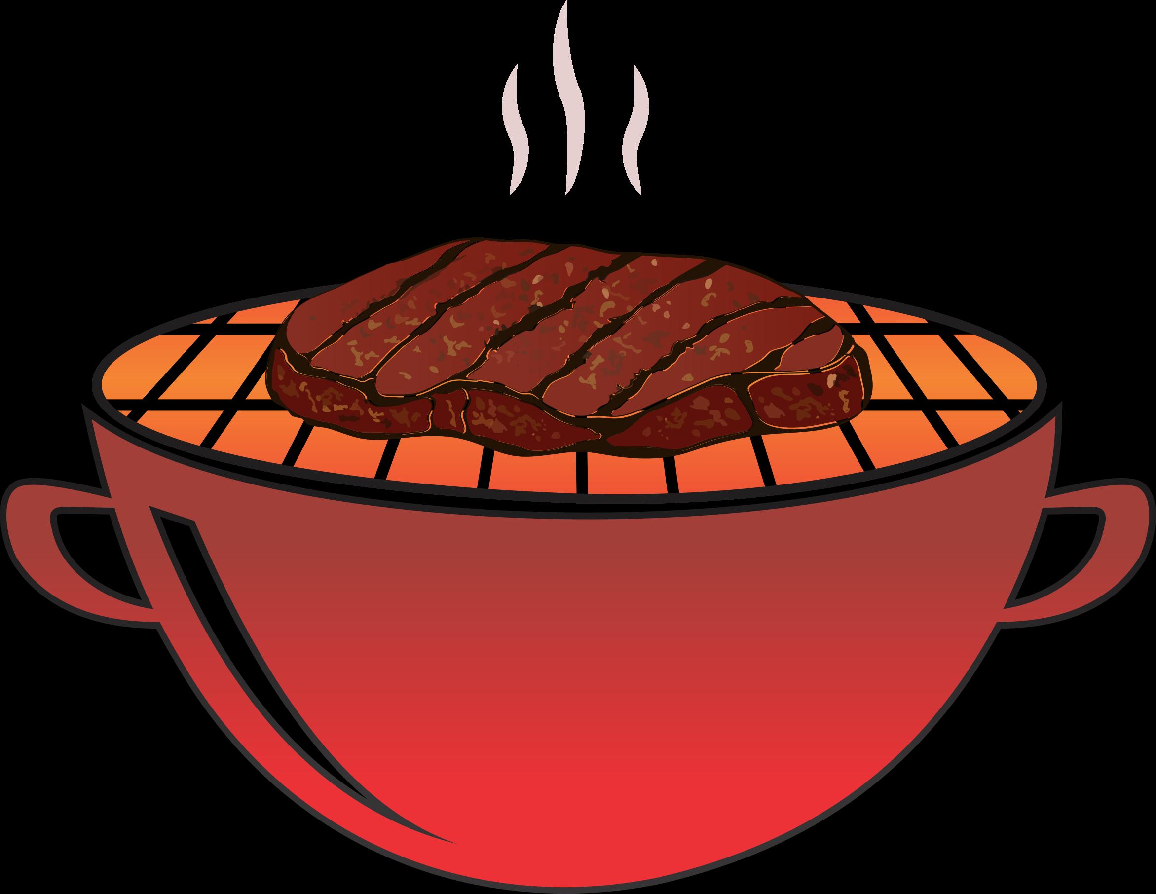 Steak clipart transparent Clipart Grilled Steak Grilled Steak