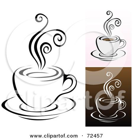 Steam clipart coffee cup Clipart Rf Bxrxik Free Steam