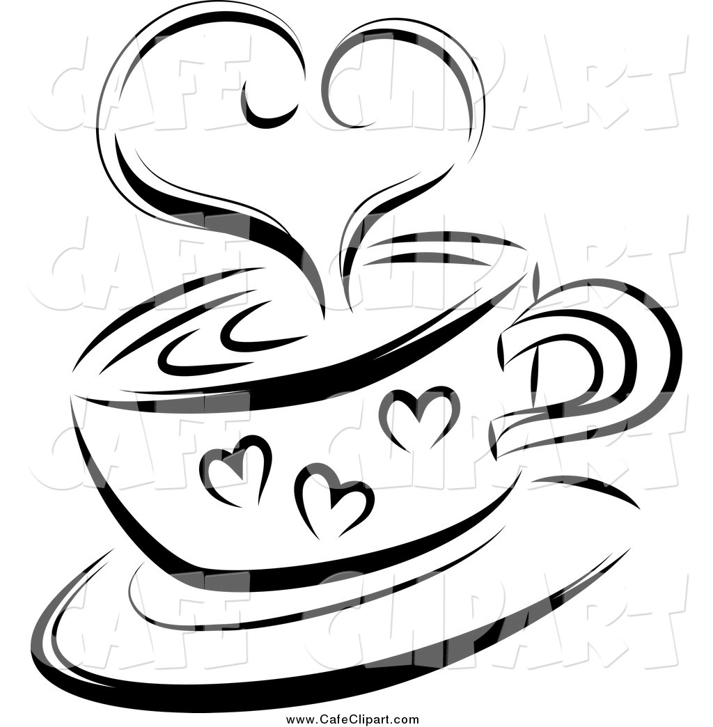 Steam clipart coffee heart Clip cup Art images Free