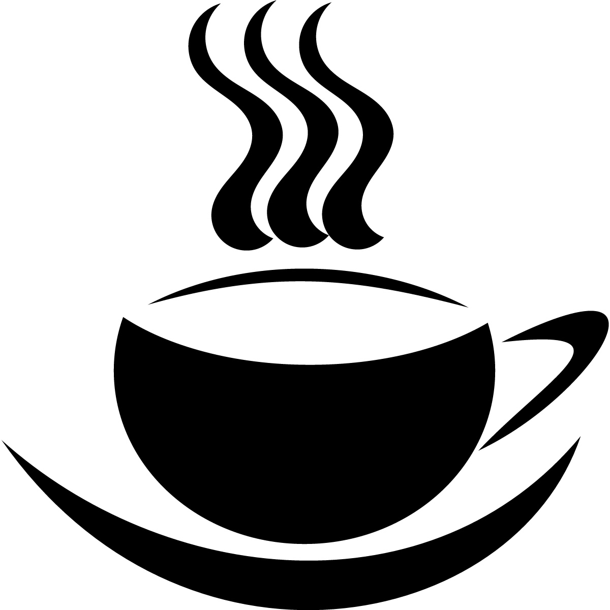 Simple clipart coffee cup Clipart #1129 Cup Clipart