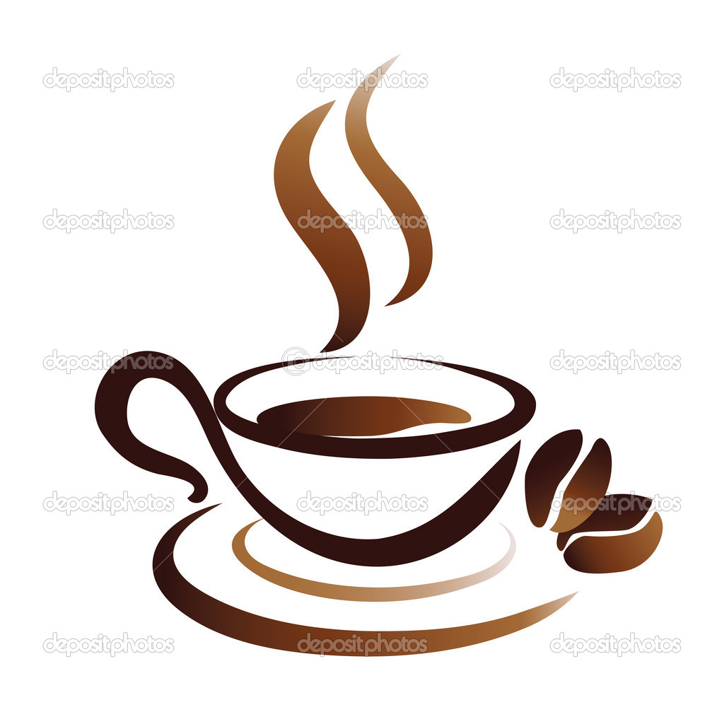 Steam clipart coffee shop Vector stencil and Pinterest Illustration