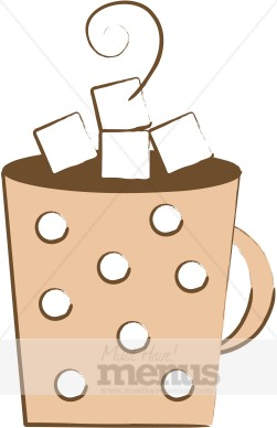 Marshmellow clipart hot chocolate Art Hot Chocolate Cocoa Images