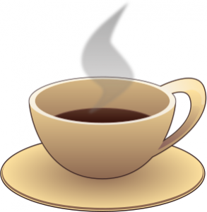 Steam clipart hot coffee Clip Hot Page Cup Steam