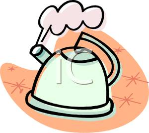 Steam clipart kettle boiling Boiling cliparts Boiling Clipart