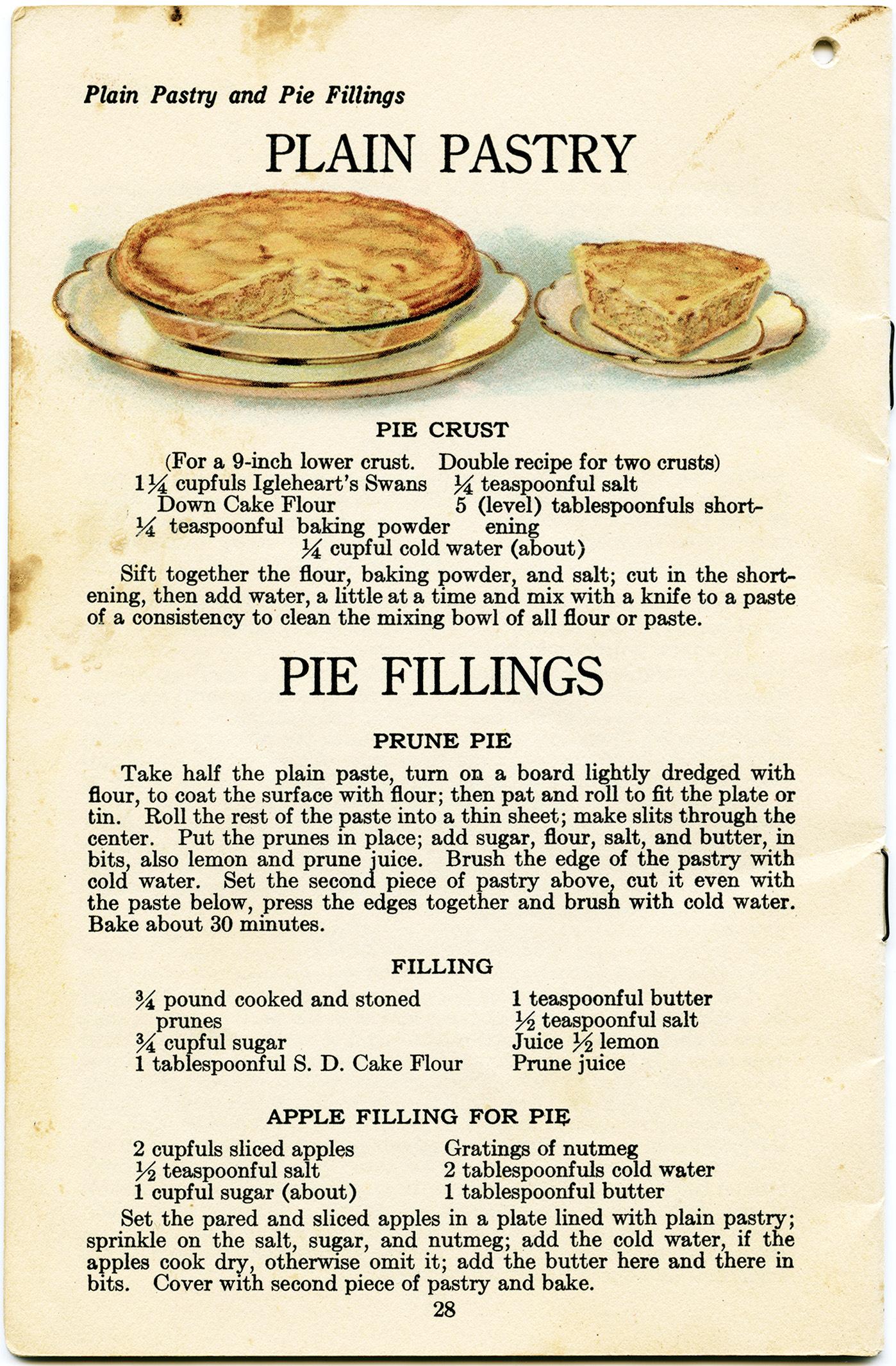Steam clipart pie crust Pie pie old art clip